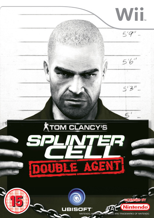 Tom Clancy's Splinter Cell: Double Agent for Nintendo Wii