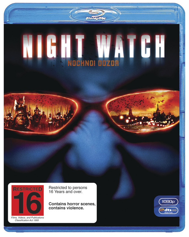 Night Watch on Blu-ray
