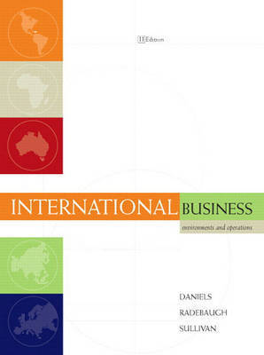 International Business: Environments and Operations by John Daniels