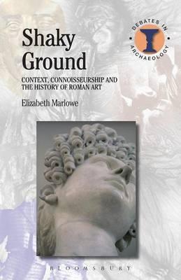 Shaky Ground by Elizabeth Marlowe image