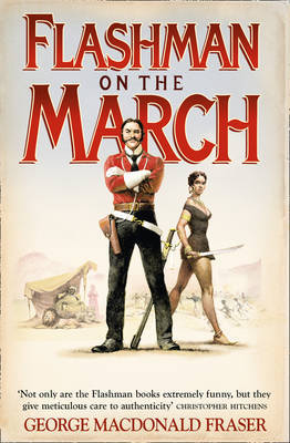 Flashman on the March by George MacDonald Fraser image
