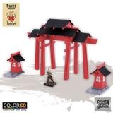 ColorED Scenery: Fukei - Shrine Gate