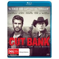 Cut Bank on Blu-ray
