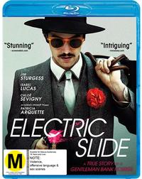 Electric Slide on Blu-ray