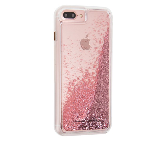 2595b7dee0d132 CASEMATE iPhone 7+ Naked Tough Waterfall Case - Rose Gold | at Mighty Ape NZ