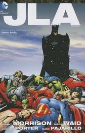 Jla Vol. 4 by Grant Morrison
