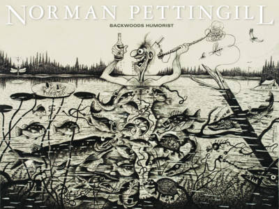 Norman Pettingill by Gary Groth image