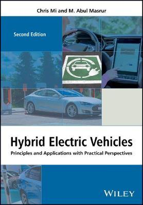 Hybrid Electric Vehicles by Chris Mi image