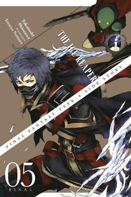 Final Fantasy Type-0 Side Story, Vol. 5 by Tetsuya Nomura