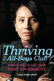 Thriving in an All-Boys Club by Cara Rabe-Hemp