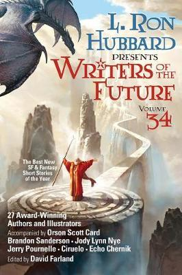 L. Ron Hubbard Presents Writers of the Future Volume 34 by L.Ron Hubbard