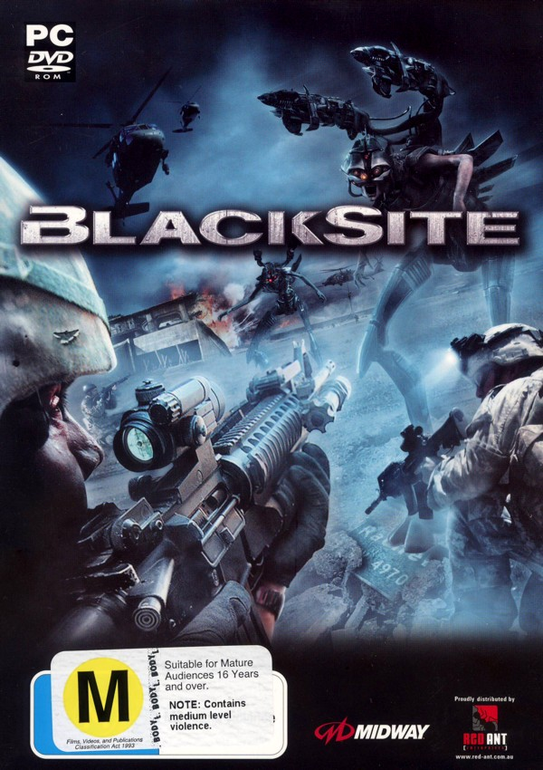 BlackSite: Area 51 for PC Games image
