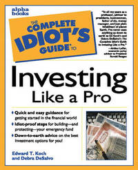 The CIG to Investing Like a Pro by Gordon Williamson image