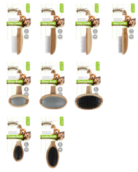 Pawise: Grooming Combo Brush - Small