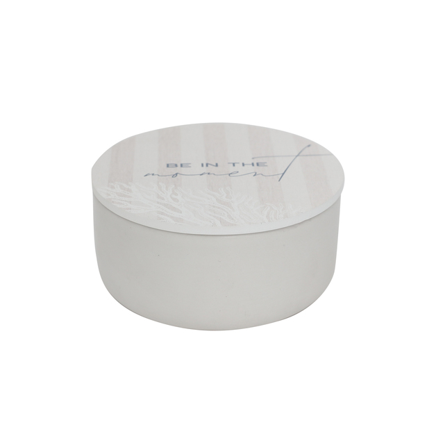 Splosh: Coastal Round Trinket Box (Medium)