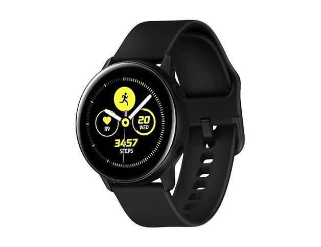 Samsung Galaxy Watch Active (2019) Smart Watch - Black