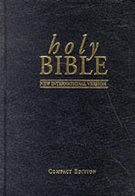 NIV Compact Bible by International Bible Society image