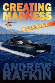 Creating Madness by Andrew J Rafkin image