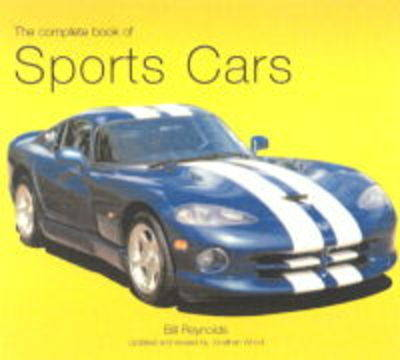 The Complete Book of Classic Sports Cars by Bill Reynolds image