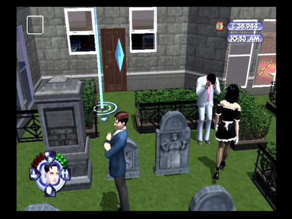 The Sims Bustin' Out for PlayStation 2 image
