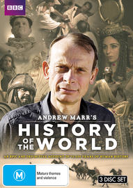 Andrew Marr's History of the World on DVD