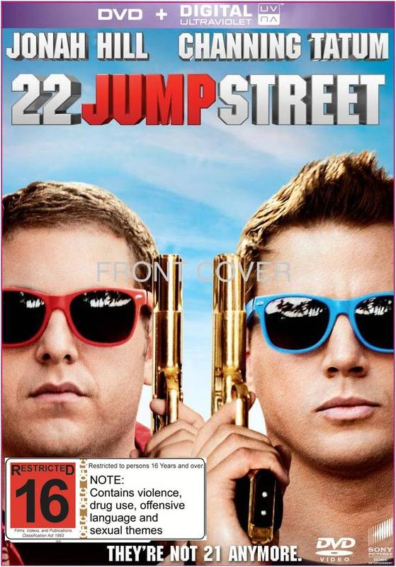 22 Jump Street | DVD | In-Stock - Buy Now | at Mighty Ape NZ