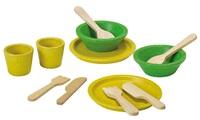 Plan Toys - Tableware Set