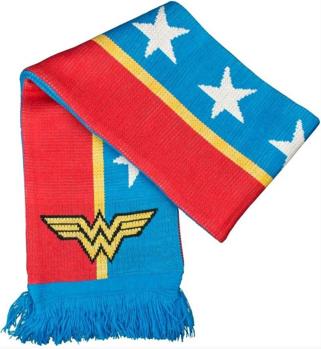 Wonder Woman - Scarf