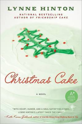 Christmas Cake by Lynne Hinton