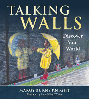 Talking Walls by Margy Burns Knight image