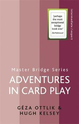 Adventures In Card Play by Hugh Kelsey image