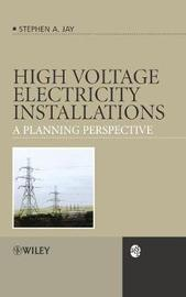 High Voltage Electricity Installations by Stephen Andrew Jay image