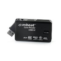 mbeat: USB 2.0 Super Speed Multi-Card Reader