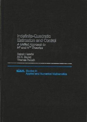 Studies in Applied and Numerical Mathematics: Series Number 16 by Babak Hassibi