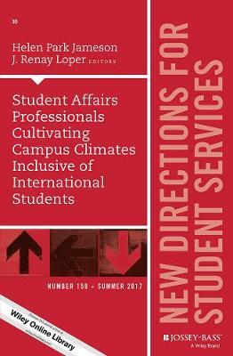 Student Affairs Professionals Cultivating Campus Climates Inclusive of International Students image