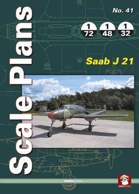 Scale Plans 41: Saab J 21 image