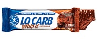 Aussie Bodies Lo Carb Whip'd Protein Bars - Chocolate (12x60g) image