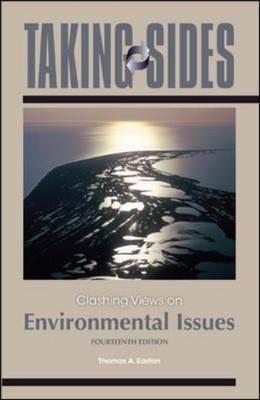 Clashing Views on Environmental Issues by Thomas A Easton image