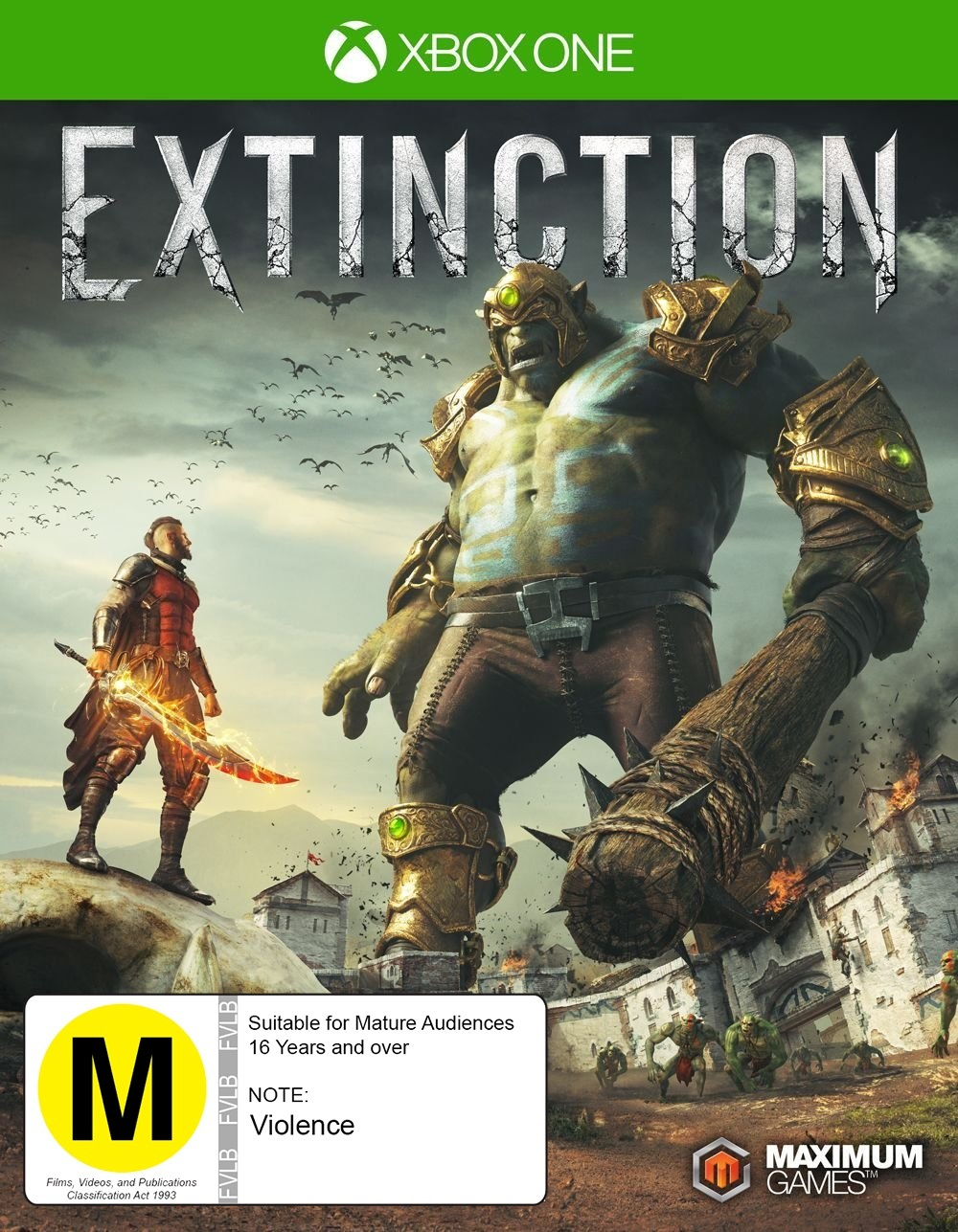 Extinction for Xbox One image