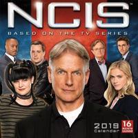NCIS 2019 Square Wall Calendar by Sellers Pub Inc