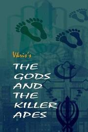 The Gods and the Killer Apes by V Kris image