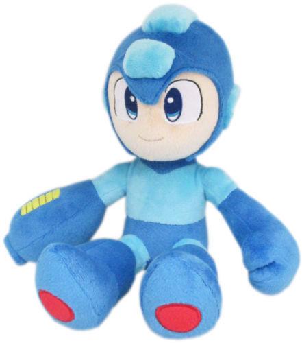 """Mega Man Plush Mega Man 7"""""""
