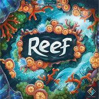 Reef - Board Game