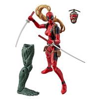 "Marvel Legends: Lady Deadpool - 6"" Action Figure"