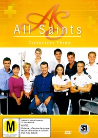 All Saints Collection Three on DVD