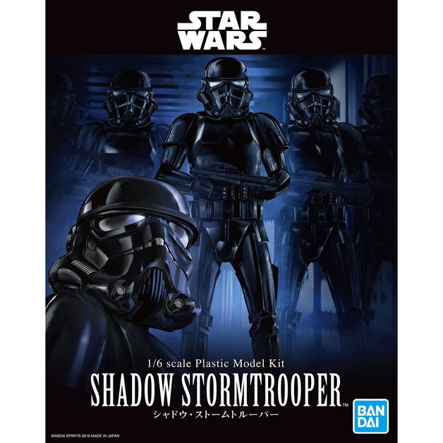 Star Wars 1/6 Shadow Storm Troopers - Model Kit