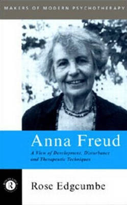 Anna Freud by Rose Edgcumbe image