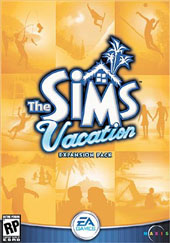 The Sims: Vacation for PC Games