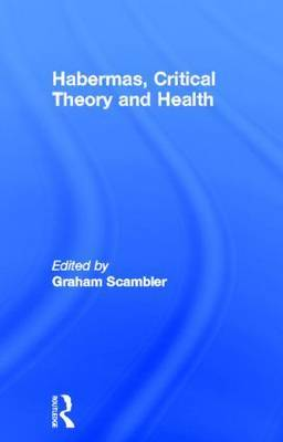 Habermas, Critical Theory and Health image