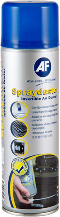 AF Spray Duster 200ml Invertible Aerosol Airduster